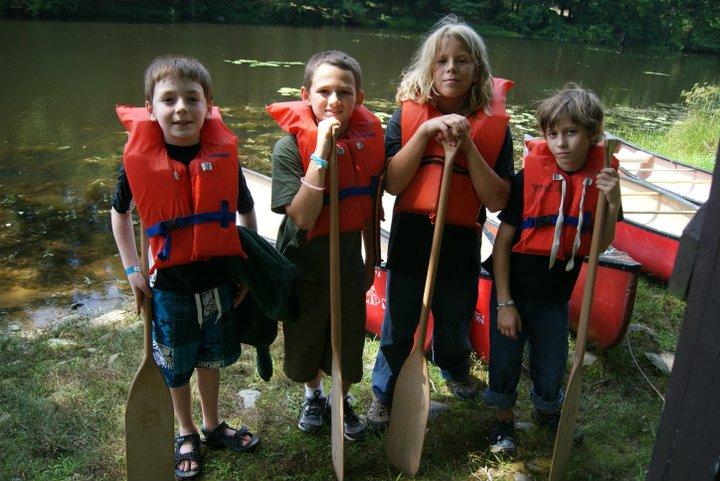 Summer Camp  Mason